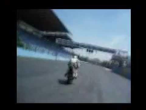Honda cs1 power of over bore
