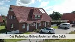 Ferienhaus / FeWo / Ferienwohnung Baltrumkieker an der Nordsee (Ostfriesland) in Neßmersiel