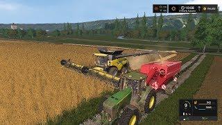 Farming Simulator 17  Timelapse #51 | Stappenbach With seasons.