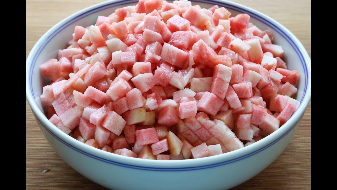 【桃子果醬】水蜜桃別直接吃了,試試這個做法,酸甜可口,放壹個月都不壞!