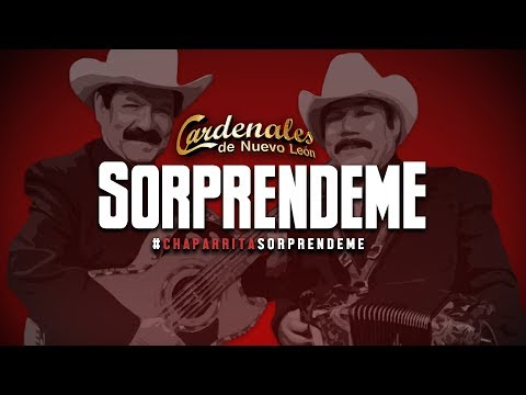 Cardenales De Nuevo León - Sorpréndeme - Lyric