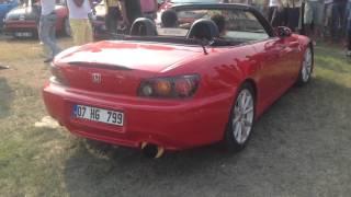 Honda s2000 varex kesici