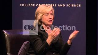 HILLARY CLINTON ON PUTIN-HITLER COMMENT