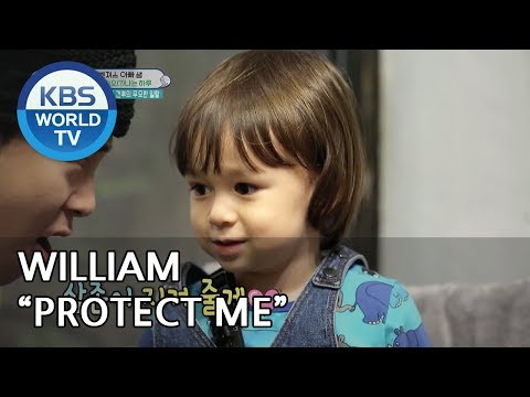 """William """"Uncle, pay attention to me!!"""" [The Return of Superman/2019.04.14]"""