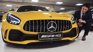 2020 Mercedes AMG GTR | FULL Review GT Sound Exhaust Interior Exterior