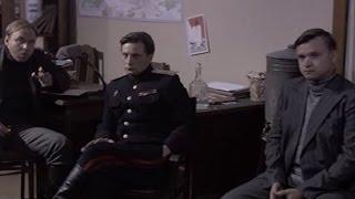 """сериал """"Чёрные волки"""" эпизод с участием актёра Ильи Митрофанова."""