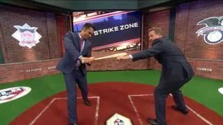MLB Tonight Debates The New Strike Zone