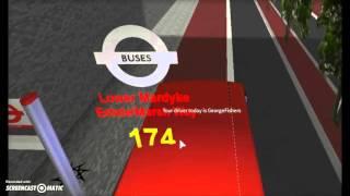 ROBLOX: GoAhead London Route 287 nach Dagenham ASDA