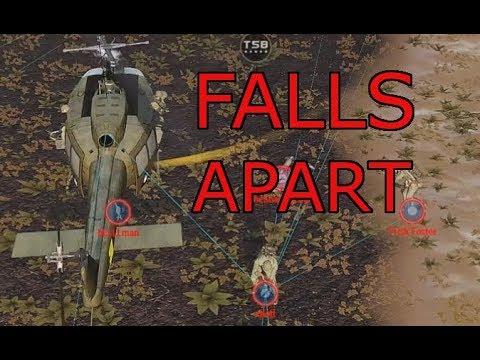 And It All Falls Apart: Arma 3 Zeus UNSUNG Vietnam Ops (Part 2)