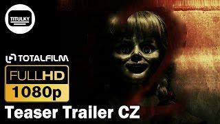 Annabelle 2 (2017) CZ HD teaser trailer
