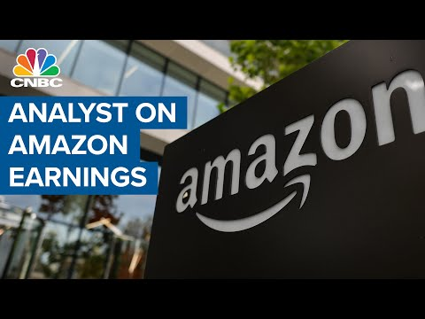 What this internet analyst thinks of Amazon's earnings report