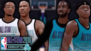 NBA 2019 Celebrity All-Star Game GAMEPLAY! FamousLos Wins MVP!? Filayy, Kevin Hart, Quavo, & More!