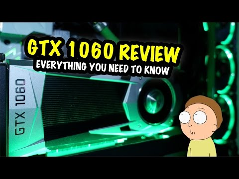 GTX 1060 - Review, GAMEPLAY, Benchmarks