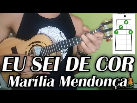 Vídeo Aula Eu sei de Cor no Cavaco- Marília Mendonça - Léo Soares