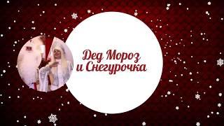 Заказ Деда Мороза и Снегурочки на дом...