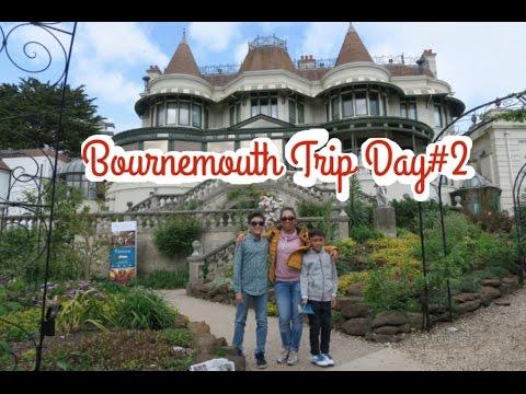 Bournemouth trip day#2 | Museum, Oceanarium, Bournemouth eye