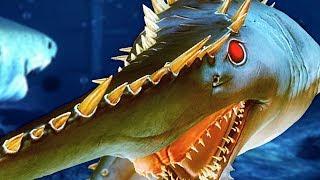 Depth - NEW SEA MONSTER STALKER SHARK KILLS EVERYONE! - Gameplay