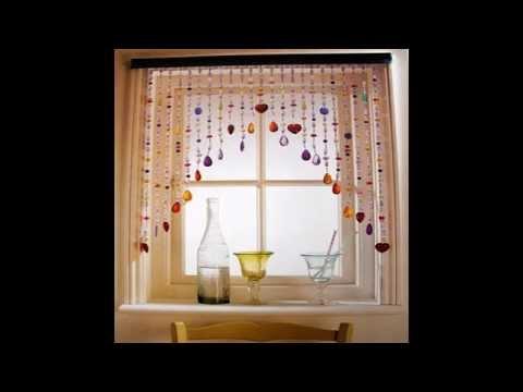 Curtain ideas for kitchen