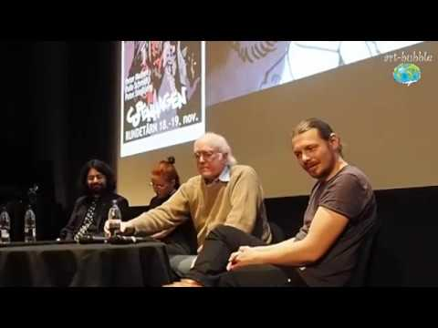 Art Bubble TV: Don Rosa Scrooge Myster Q&A at Cinemateket