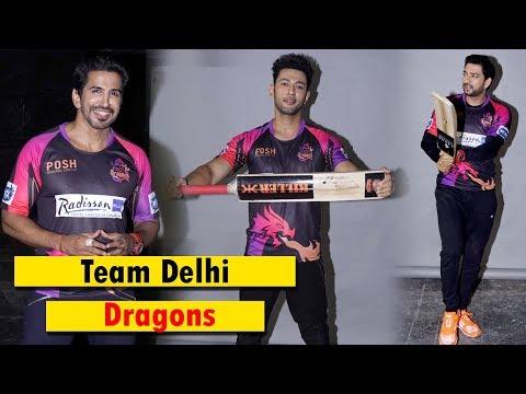 Team Delhi Dragons   MTV BCL Photoshoot    Tanya Abrol    Bollywood Bytes
