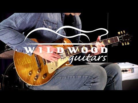 Gibson Custom Shop Wildwood Spec By Tom Murphy 1959 Les Paul Standard  •  SN: 91226