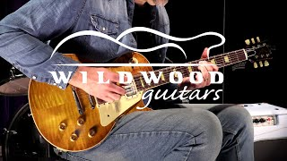 Baixar Gibson Custom Shop Wildwood Spec by Tom Murphy 1959 Les Paul Standard  •  SN: 91226