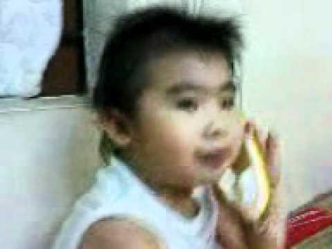 Bông Chua giả vờ gọi điện cho zai
