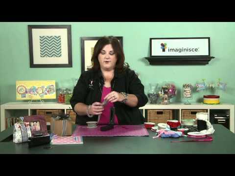 i-magicut ribbon cutter and sealer by Imaginisce