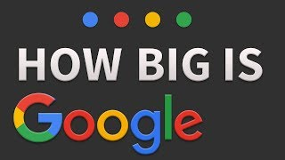 How BIG is Google?     (Google Documentary)