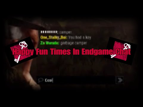 Survivors Being Wholesome and Definitely not Entitled - Dead By Daylight Myers Gameplay