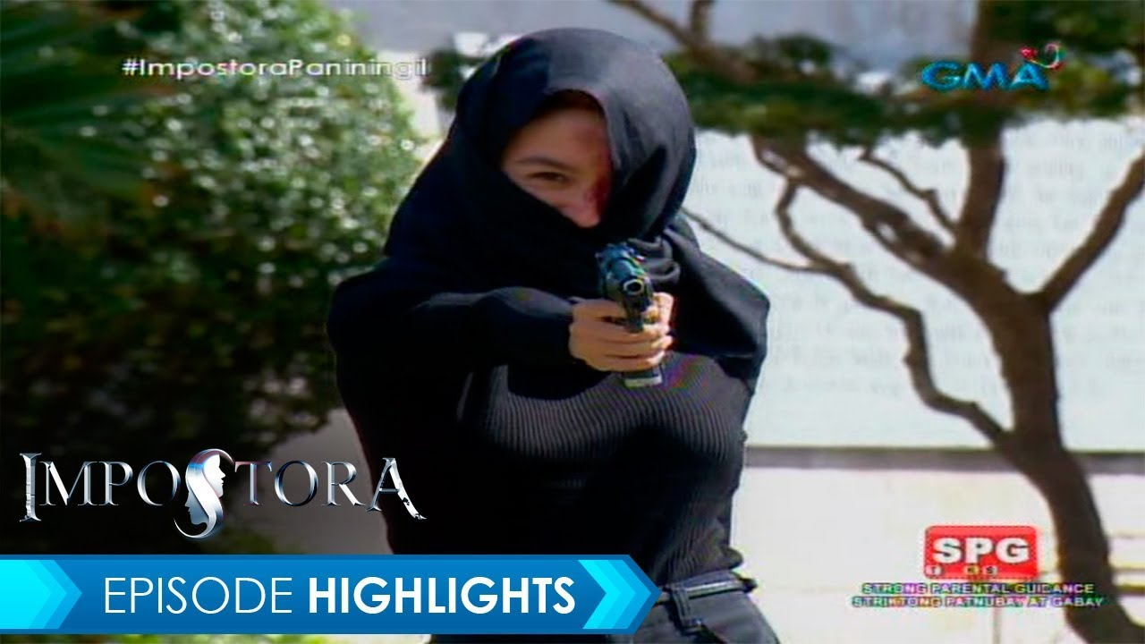 Impostora: No one can stop Rosette!