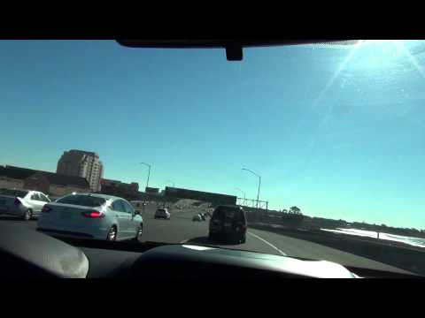 Driving in Oakland Caliornia Part 2 HD 1080P 2015