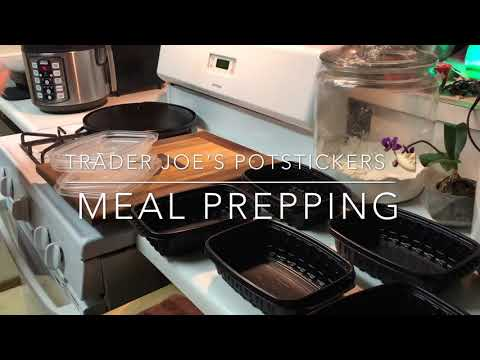 🥟 MEAL PREP WITH ME | PORK DUMPLINGS 410 CALORIES | SUPER QUICK & EASY BUDGET FRIENDLY RECIPE