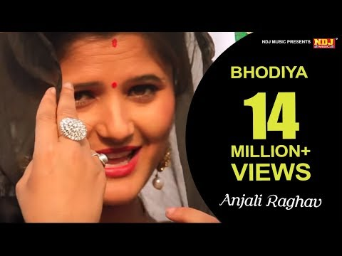 """Bhodiya"" - Anjali Raghav - Mohit Sharma - New Haryanvi Song 2017 - Full HD - NDJ Film Oficial"