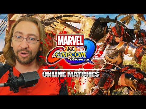 Why I LOVE This Game: Marvel Vs. Capcom Infinite - Online Matches