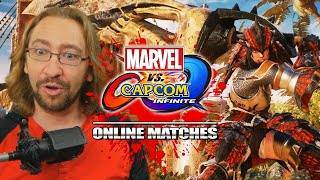 Why I LOVE This Game: Marvel Vs. Capcom Infinite - Online Matches