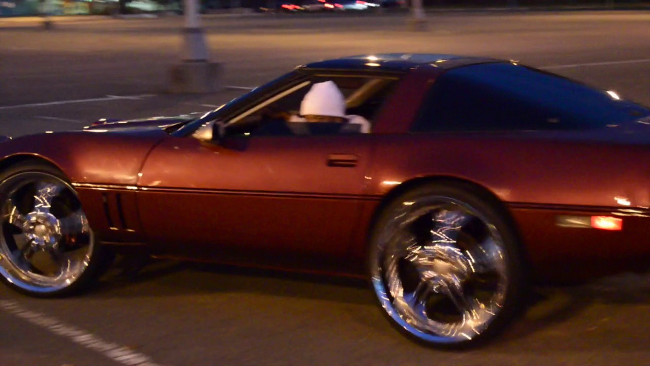 Corvette On 24 S Youtube