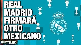 REAL MADRID FIRMARÁ A OTRO MEXICANO | ¿PIZARRO DENTRO, HIGUERA FUERA? | BONOS MILLONARIOS DE CRACKS