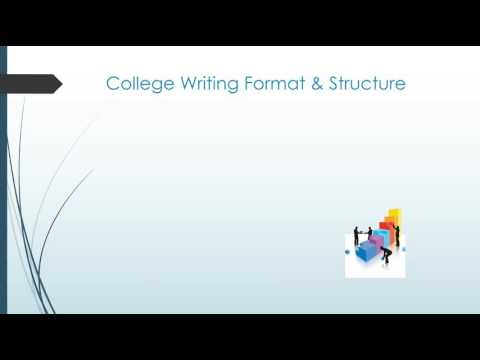 Introduction To College Reading And Writing