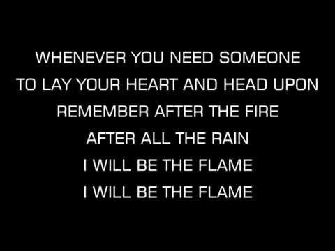 The Flame - Cheap Trick (Karaoke/Instrumental)