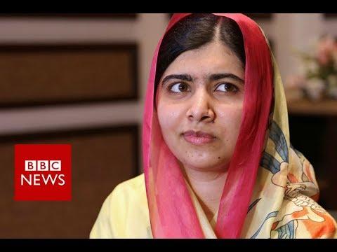 Malala: 'I'm so happy to be home' - BBC News