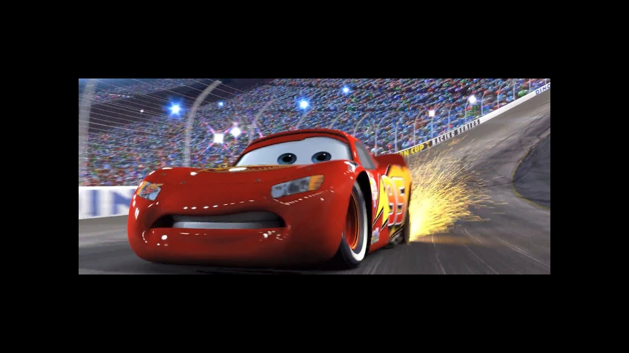 cars 1 lightning mcqueen lost his tires hd youtube. Black Bedroom Furniture Sets. Home Design Ideas