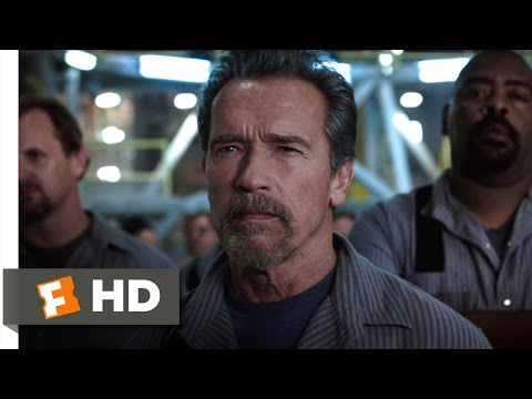 Escape Plan 311 Movie CLIP  Back Off! 2013 HD