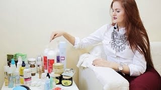 Уход за волосами. Яна Воронкова / Hair care. Yana Voronkova