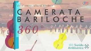 La Camerata Bariloche en el CCK con sonido y video 360 thumbnail