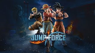 JUMP FORCE - Multiplayer Livestream   PS4, X1, PC