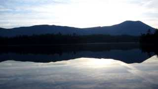 Daicey Pond and Mt. Katahdin