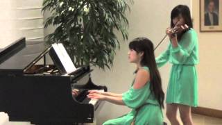 Only You Winter Sonata Piano Violin Duet
