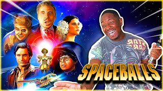 SPACEBALLS (1987) Movie Reaction *FIRST TIME WATCHING* | NOW THATS FAN SERVICE!!!!