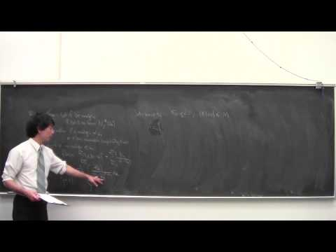 Math 135 Complex Analysis Lecture 18 033115: Isolated Singularities